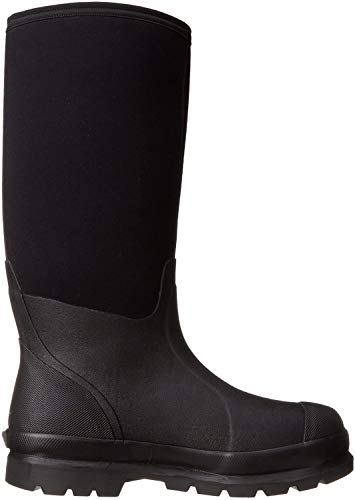 Muck Boot Men's Chore Hi Gardening Hunting Fishing Waterproof Work 9 M Black
