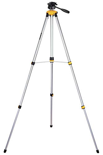 best laser level tripod head dome or flat