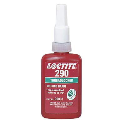 LOCTITE-290 THREADLOCKER, Wicking Grade
