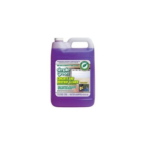 Simple Green 18202 Concrete & Driveway Cleaner 1 Gallon