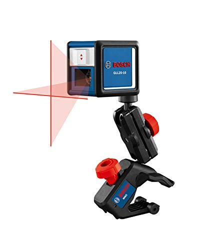 Bosch GLL25-10 30' Beam Self-Leveling Cross-Line Laser Level