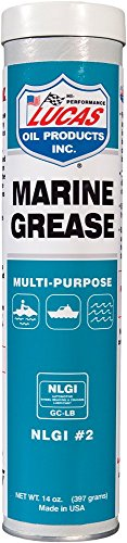 Lucas Oil 10320 Marine Grease; Multi-Purpose;14 Ounce