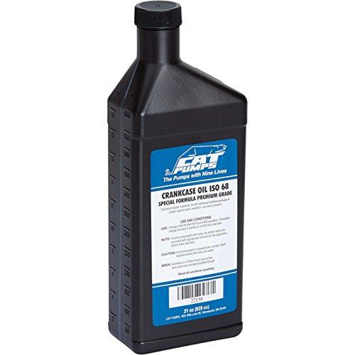 CAT Pumps Pressure Washer Pump Oil, 21 Oz.
