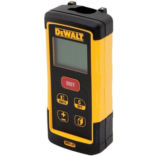 DEWALT Laser Measure Tool/Distance Meter, 165-Feet (DW03050)