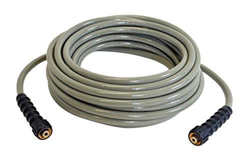 SIMPSON Cleaning MorFlex 40226- 5/16'x 50' 3700 PSI Cold Water Replacement/ Extension Hose