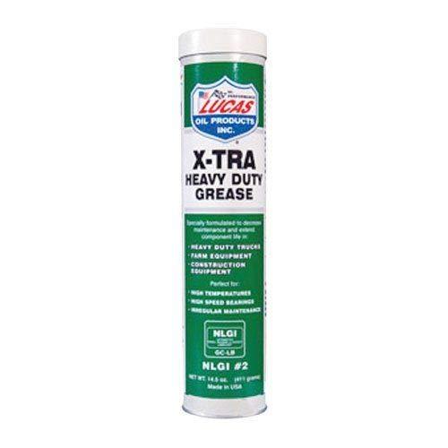 Lucas Oil- X-TRA Heavy Duty Grease, 14 oz. Tube