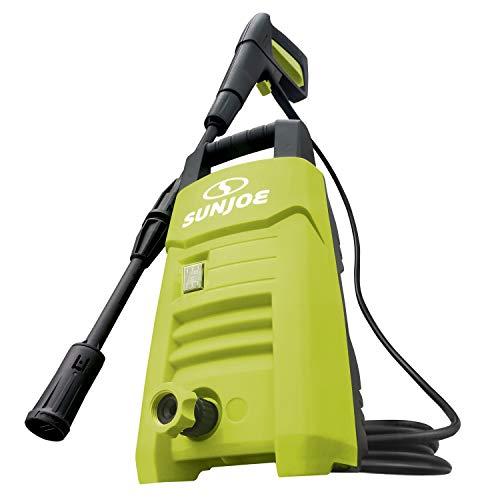 Snow Joe SPX200E 1350 Max Psi 1.45 Gpm 10-Amp Electric Pressure Washer, Green