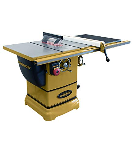 Powermatic PM1000 10' Table Saw with 30' Accu-Fence System (1791000K)