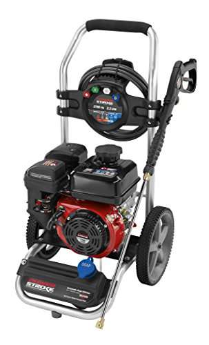 Powerstroke PS80533 2.3 GPM Pressure Washer, 2700 PSI