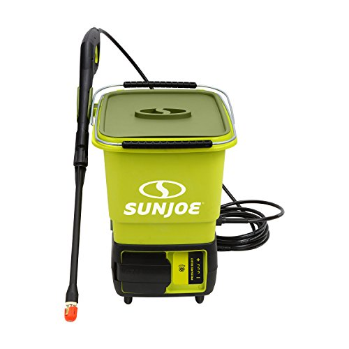 Snow Joe Sun Joe SPX6000C-XR iON 40V 5.0 Ah 1160 Max Psi Cordless Pressure Washer