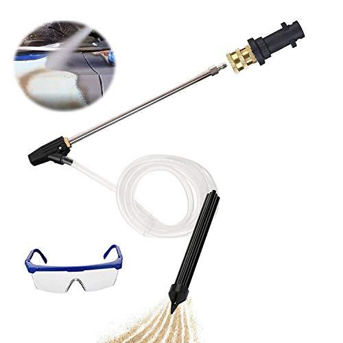 AgiiMan Pressure Washer Sandblasting Kit
