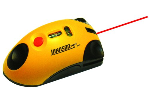 Johnson Level & Tool 9250 Laser Line Level (Mouse)