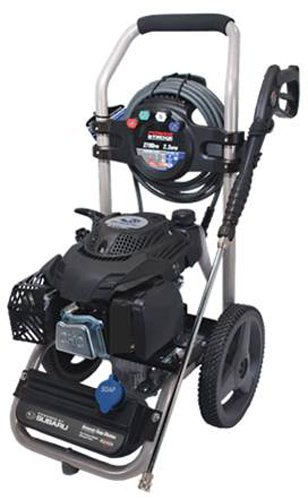 Powerstroke PS80950 2700 PSI 2.3 GPM Pressure Washer with Subaru Engine