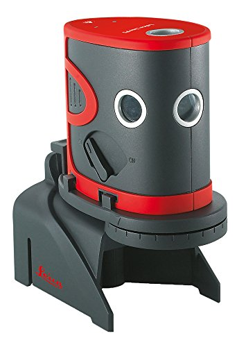 Leica Lino P5 5 Beam Point Red Dot Laser, Self Leveling