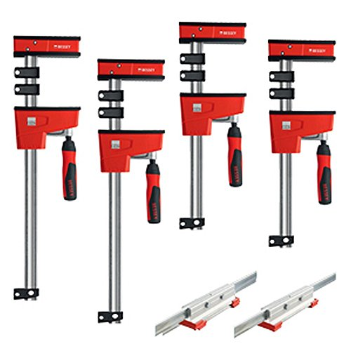 Bessey K-Body REVO 6 Piece Set