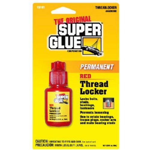 Super Glue 15191-12 Permanent Thread Locker