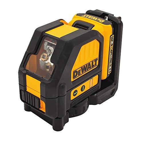 DEWALT 12V MAX Line Laser, Cross Line, Green (DW088LG)