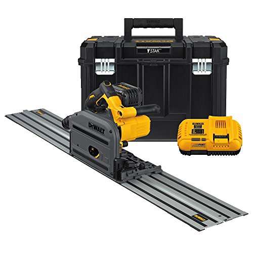 DEWALT 60V MAX Track Saw Kit with 59-Inch Track, 6-1/2-Inch (DCS520ST1)
