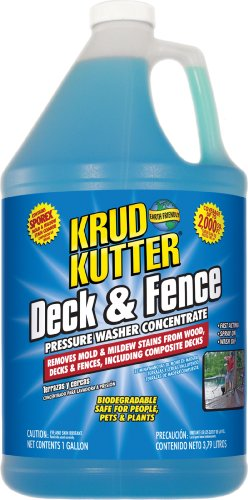 Krud Kutter Deck And Fence Pressure Washer Concentrate (Pack of 4)