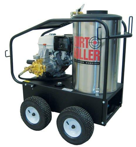 Hot Water Pressure Washer | Industrial Grade | Gas and Diesel | H3612 | Dirt Killer Pressure Washers brand