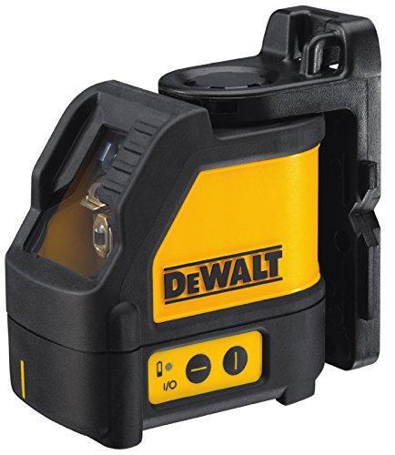 DEWALT (DW088K) Line Laser, Self-Leveling, Cross Line