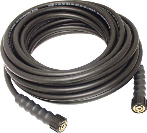 Apache 10085591 5/16' x 50' 3700 PSI Pressure Washer Hose,Black