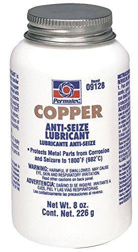 Permatex 09128 Copper Anti-Seize Lubricant, 8 oz.