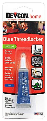 Devcon 24345 Blue Thread Locker - 6 ml