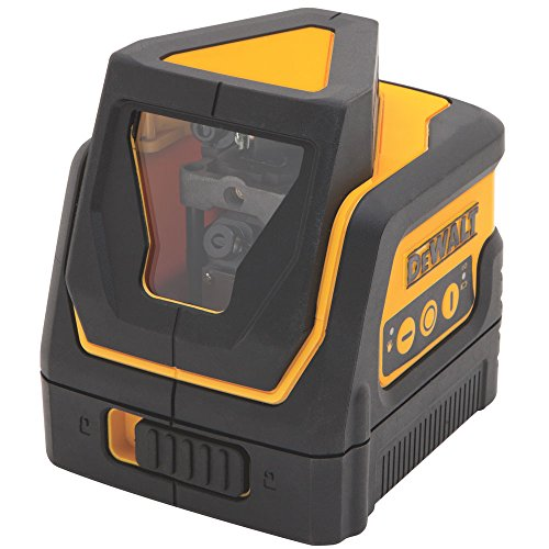 DEWALT Line Laser, Self Leveling, 360 Degree and Vertical Line (DW0811)