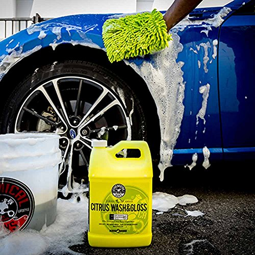 foam cannon vs. foam gun vs. hand wash