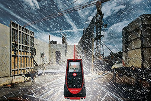 outdoor laser measure protection rating