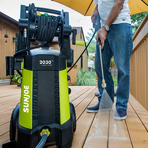 Sun Joe SPX3001 compact portable pressure washer