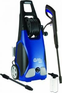 AR Blue Clean 1900 PSI 1.5 GPM 14 Amp Electric Pressure Washer Review