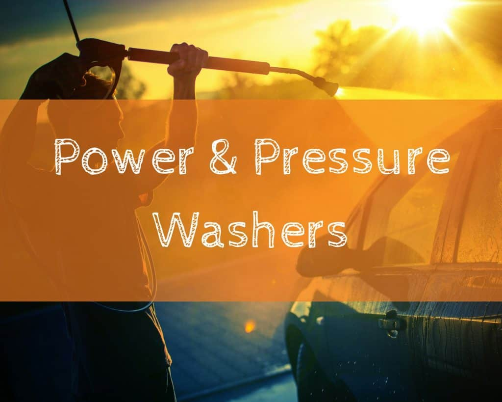 Power & Pressure Washers