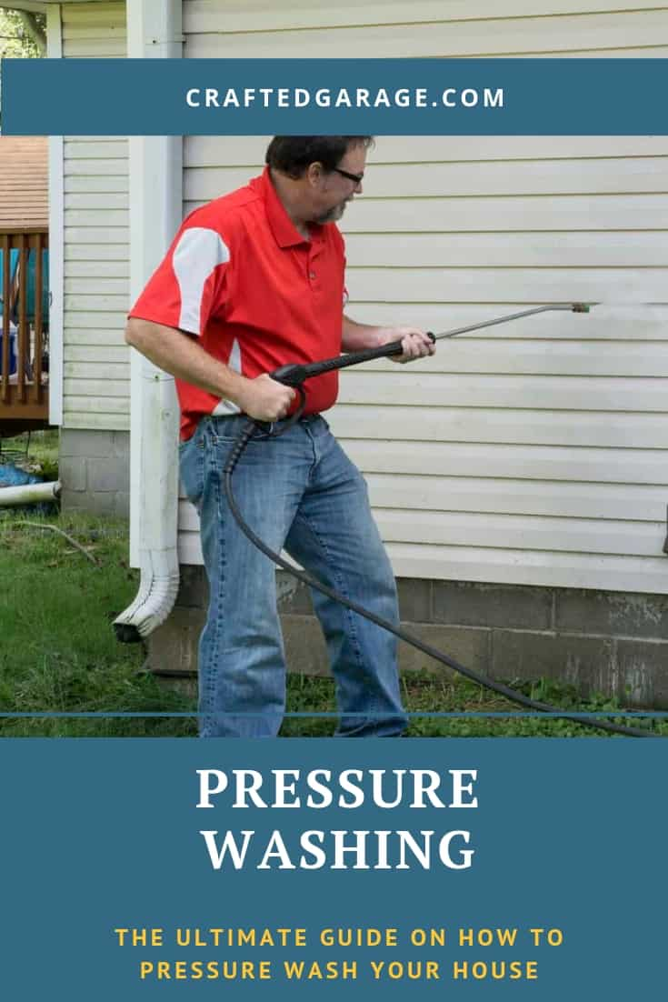 The ultimate guide on how to pressure wash your house