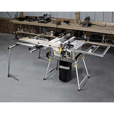 Rockwell Rk7241s Table Saw With Laser 6
