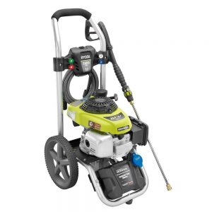 Ryobi 2800 Psi Portable Honda Gas Power Pressure Washer 2.3 Gpm Including On Board Detergent Tank Review