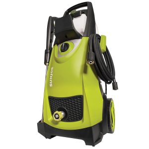 Sun Joe 2030 Psi 1.76 Gpm Electric Pressure Washer Review