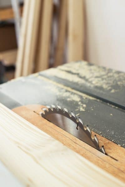 What is rip capacity? Must-know info for table saws