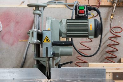 Direct Drive Table Saw