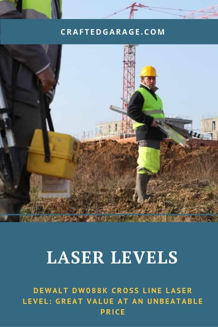 DeWalt DW088K Cross Line Laser Level: Great Value at An Unbeatable Price