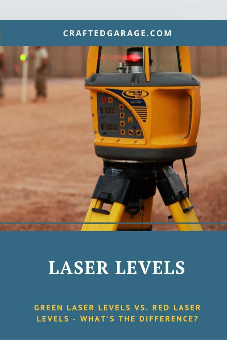 Green Laser Levels vs. Red Laser Levels – What's the difference?
