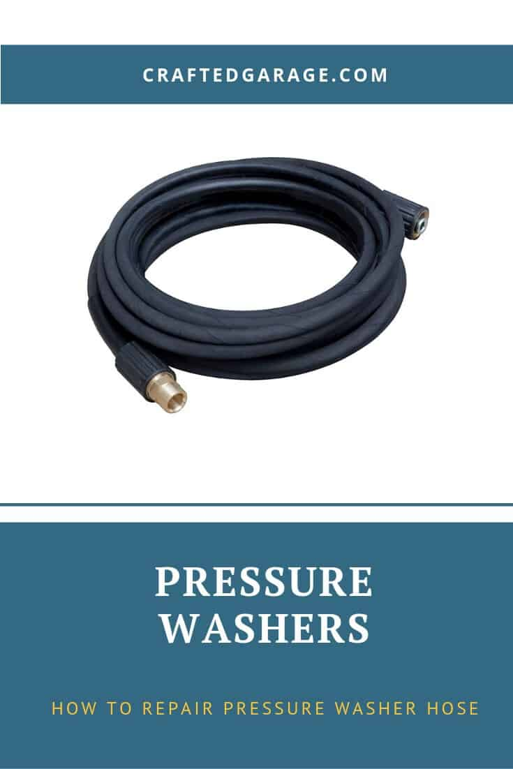 How to Repair a Pressure Washer Hose?