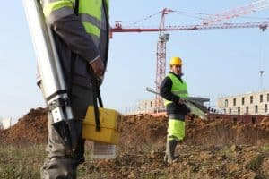 Laser Level Onsite Surveyors