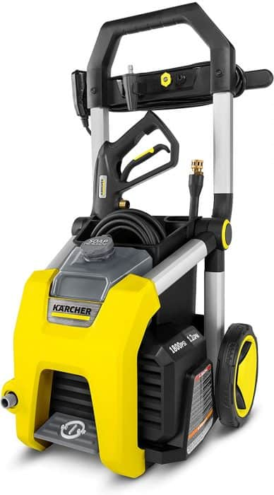 Karcher K1800 Electric Pressure Washer Review