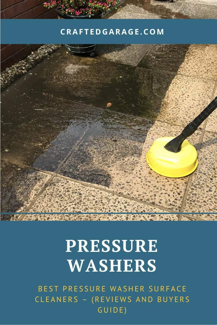 7 Best Pressure Washer Surface Cleaners – (Reviews & Guide)