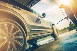 Best Pressure Washers for Car Cleaning
