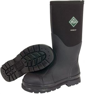 Best Waterproof Boots For Pressure Washing