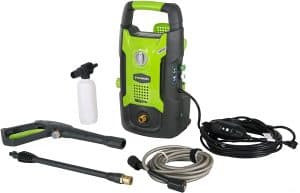 Greenworks 1600 Psi Review