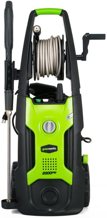Greenworks 2000 Psi Review